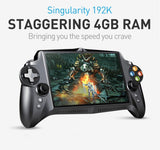 "JXD S192K Singularity [2019 June Update- Support Google Store] 7"" 1920X1200 Quad Core 4G/64GB RK3288 Handheld Game Player Gamepad 10000mAh Android 5.1 Tablet PC Portable Video Game Console"