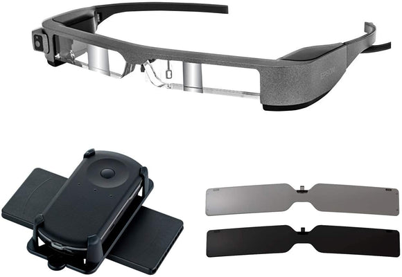 Moverio BT-300 Drone FPV Edition Smart Glasses - (2019 Edition)