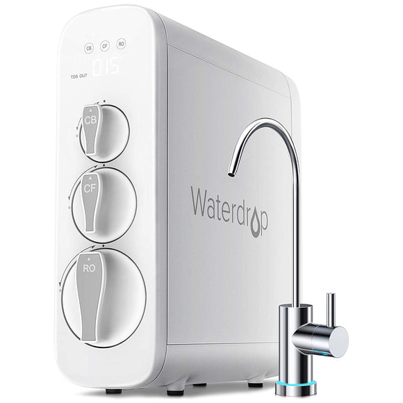 Waterdrop RO Reverse Osmosis Water Filtration System