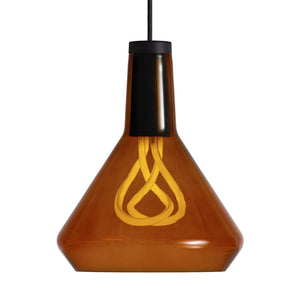 PLUMEN Drop Top Shade 001 CFL Bulb