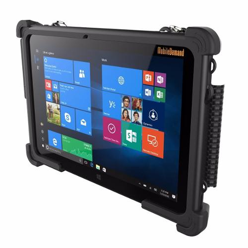 Tablet Mobiledemand Flex 10a Windows 10 Pro Rugged Wifi 64gb MIL-STD-810G
