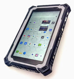 "TRIPLTEK Tablet 7"" High Brightness 1200 nits, 4G LTE Unlocked, 6GB/128GB, Android 8.1, 8 Core Processor, Long Battery Life 10000mah, Rugged Military Construction, Brightest Tablet on The Market."