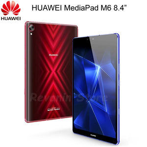 "Original Huawei Mediapad M6 Turbo 8.4"" Tablet 6GB RAM 128GB ROM Kirin 980 Octa Core Android 9.0 Game Tablet 6100mAh2560x1600"
