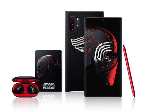 Samsung Galaxy Note 10 Plus Star Wars Edition 256GB SM-N975UZKIXAA