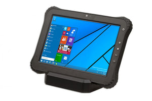 "TABLET LOGIC INSTRUMENTS K101G2 4G LTE WIFI IP65 RUGGED NFC DISPLAY 10"" WINDOWS BARCODE 1D 2D"