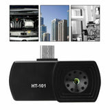 HT-101 USB Mobile Phone Thermal IR Imager 220x160 Imaging Camera F Android Phone