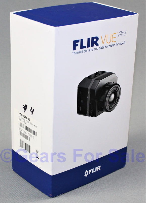 FLIR 436-0014-00 Vue Pro Thermal Camera for sUAS
