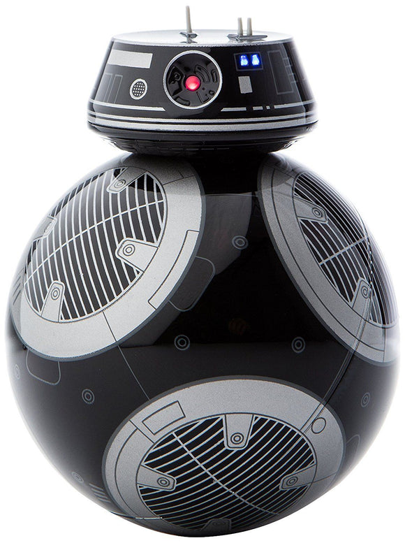 Star Wars The Last Jedi Sphero App-Enabled BB-9E Droid IN HAND! NEW! Trainer WOW