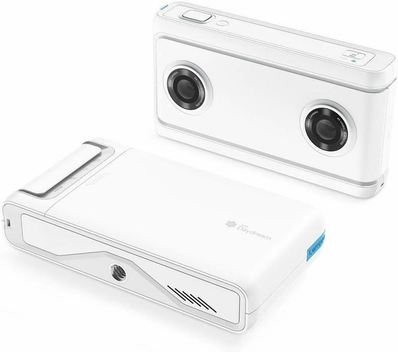 Brand new Lenovo ZA3A0022US Mirage Camera with Daydream - Moonlight White
