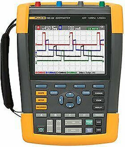 Fluke 190-104 AM/S ScopeMeter Series II