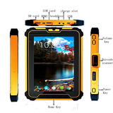 Android 7.1 Rugged Tablet PC