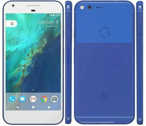 New Google Pixel XL 128GB GSM + CDMA Factory Unlocked 4G LTE - Black Silver Blue
