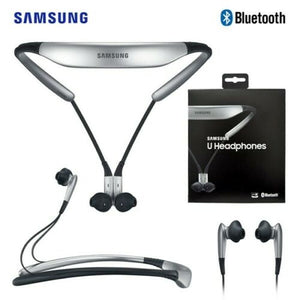 Samsung U Bluetooth Earbuds In-ear Wireless Headphones with Microphone - Silver