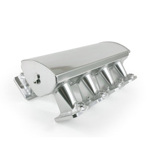 TSP Velocity LS1/LS2/LS6 102mm Fabricated Aluminum Angled Low Profile Sheet Metal Intake Manifold