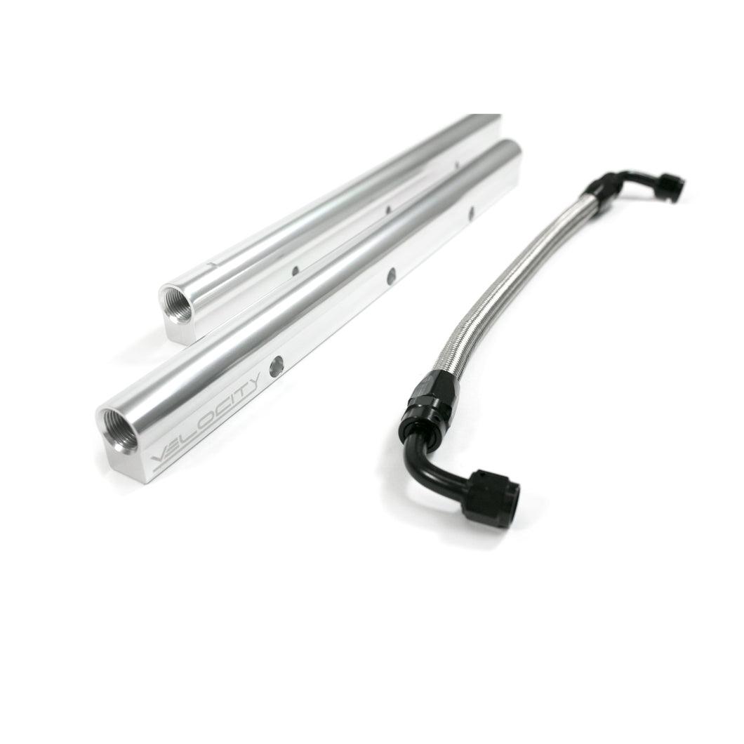 TSP Velocity LS1/LS2/LS6 Billet Aluminum High Performance Fuel Rail Kit