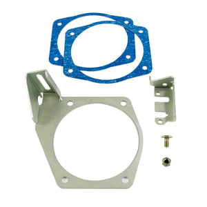 105mm 4-Bolt LSX Throttle Cable Bracket