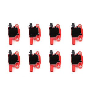 GM '05-'18 LS High Performance Ignition Coils - Set of 8