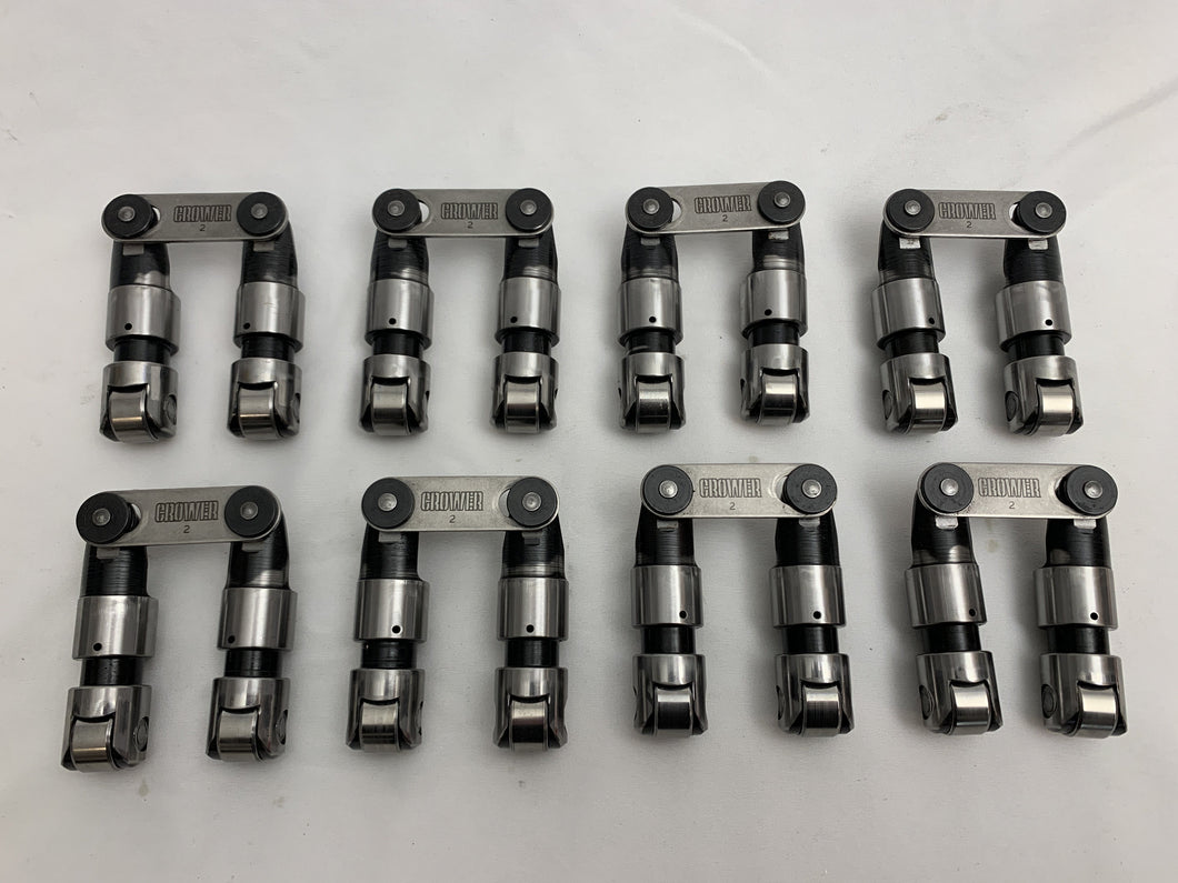 Crower SBC Solid Roller Lifters .903 Dia .150 Offset
