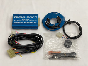 NOS Dyna 2000 CDI Ignition (Model DD2000-4 for 4 Cyl Engines)