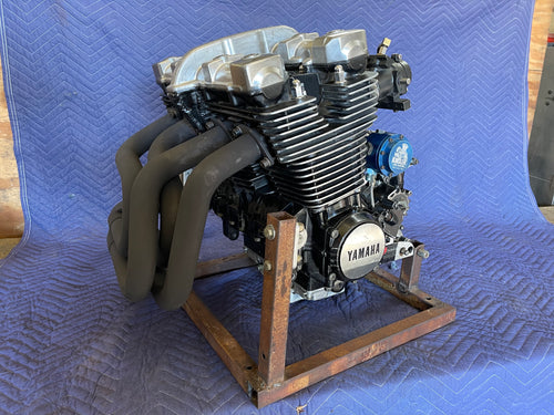 HSR Racing Engines Yamaha FJ1200 w/Kinsler Mechanical Fuel Injection