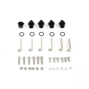 TSP Velocity LS7 Billet Aluminum High Performance Fuel Rail Kit