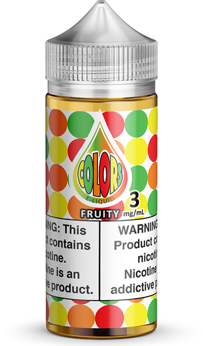 Colors E-Liquid - FRUITY