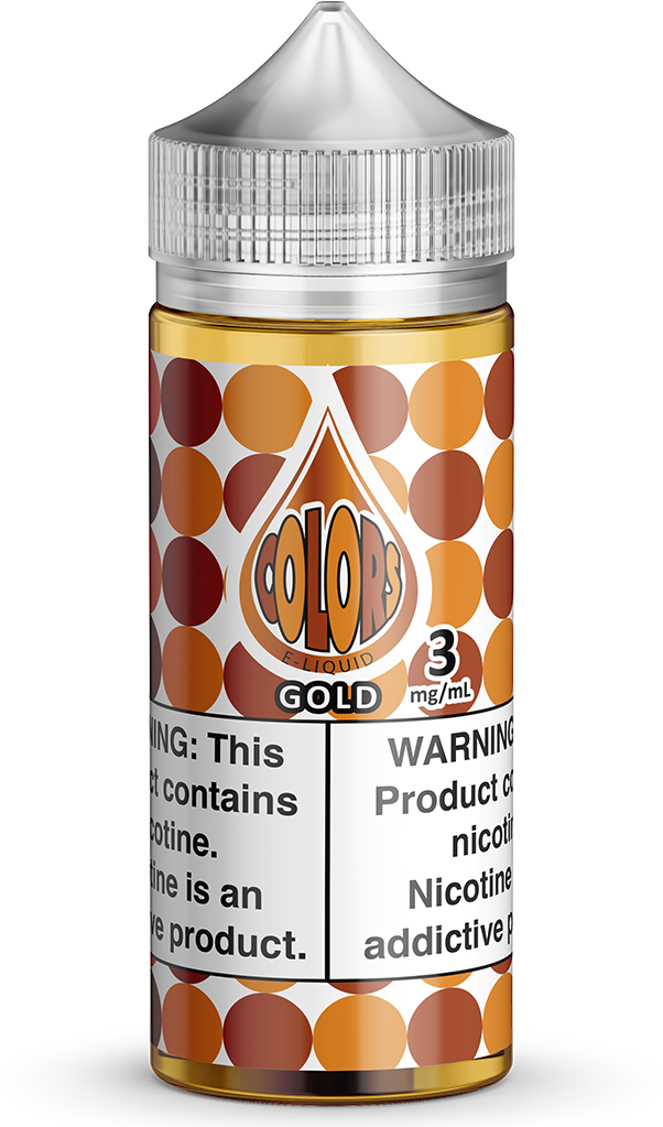 Colors E-Liquid - GOLD