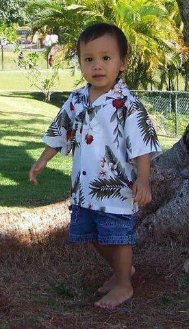Boys Shirts - Made in Hawaii | All Clothes Hawaiian