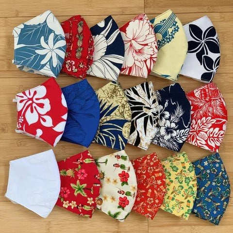 Face Masks | All Clothes Hawaiian