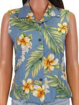 Women's Rayon Blouses - Made in Hawaii | All Clothes Hawaiian