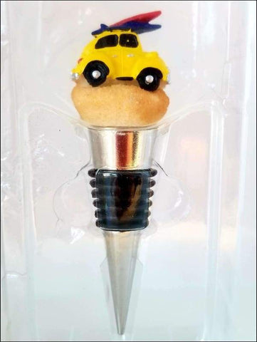 Beach Bug Wine Stopper - All Clothes Hawaiian
