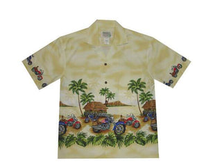 C-481 in Yellow 6XL - All Clothes Hawaiian