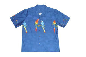 C-492-Blue 6XL - All Clothes Hawaiian