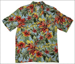 Starburst Blue - Discontinued - Email us before ordering - All Clothes Hawaiian