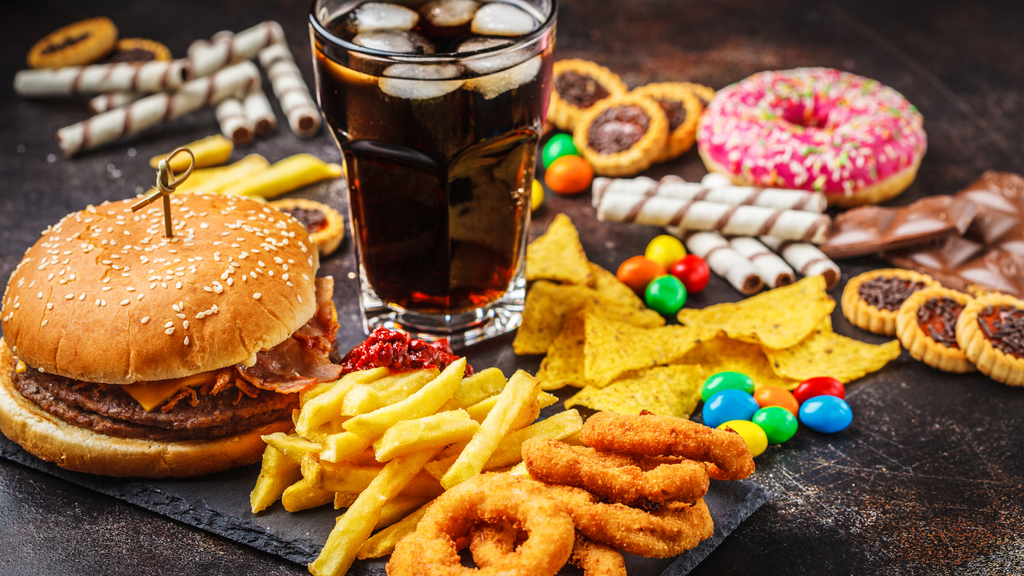 How the American Diet is Making You Sick