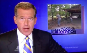 RollinGreens on NBC Nightly News with Brian Williams