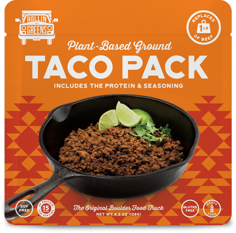 Plant-based Ground Taco Pack (Pre-Order)