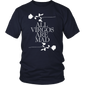All Virgos Are Mad - 80's Design Tribute T-Shirt - Hoodie Teefig