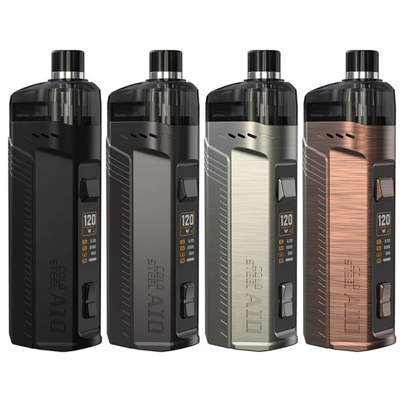 Artery Cold Steel AIO 120W Pod Mod Kit
