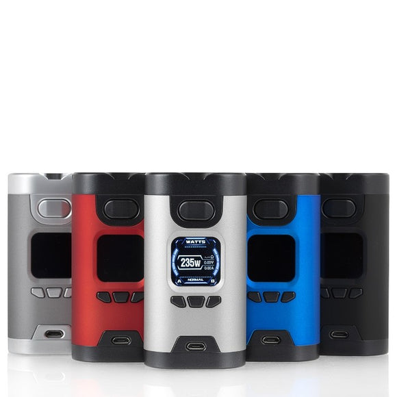 Hcigar Wildwolf 235W TC Box Mod