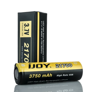IJOY 21700 High Drain Li-ion Battery 40A 3750mAh