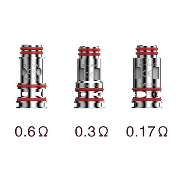 Nevoks Veego 80 Replacement Coils 5pcs