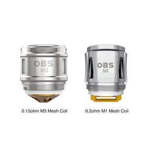 OBS Cube Replacement Coil 5pcs