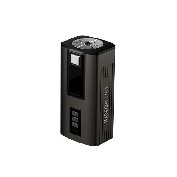 Steam Crave HADRON 220 TC Box MOD with YIHI Chipset