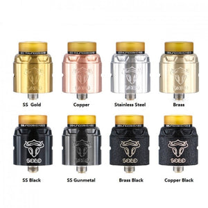 Thunderhead Creations Tauren Solo RDA 2ml