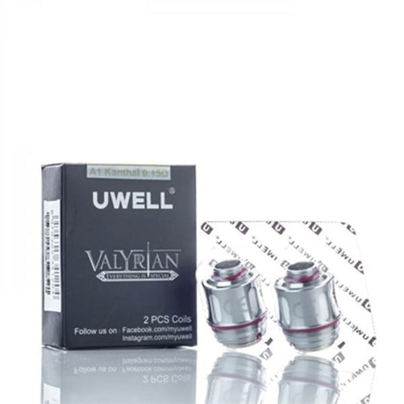 Uwell Valyrian Atomizer Replacement Coils Head 2pcs
