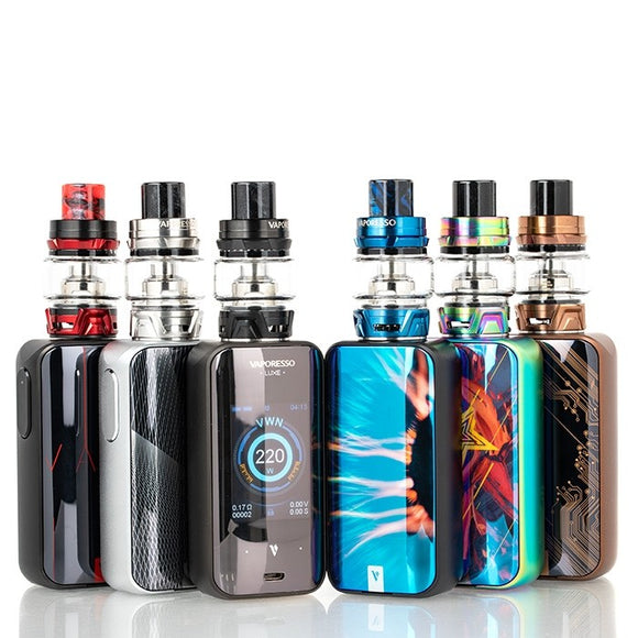Vaporesso Luxe 220W Mod Kit with Skrr Tank