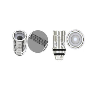 WISMEC MTL Replacement Coil Head 5pcs