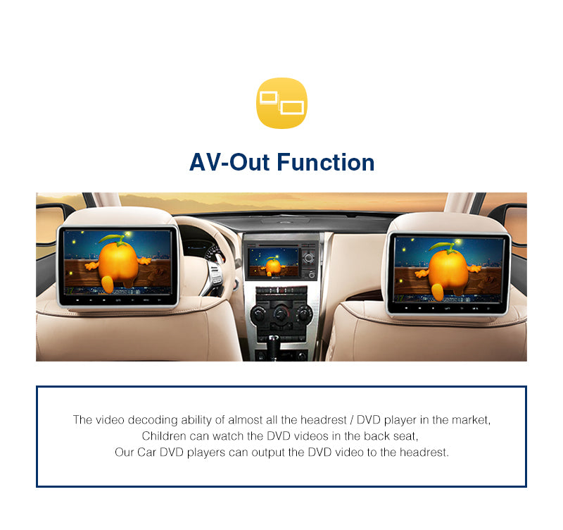 audi a4 radio with AV out