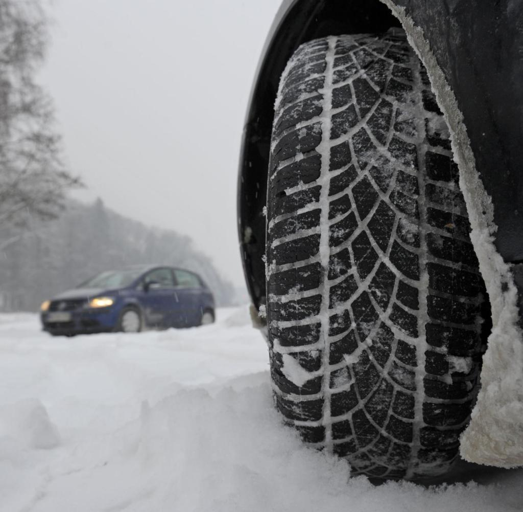 Check Your Tire Pressure and think about Snow Tires